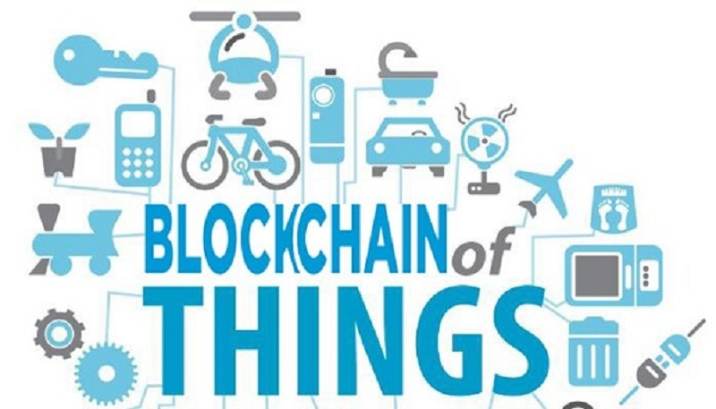 BlockChain Of Things